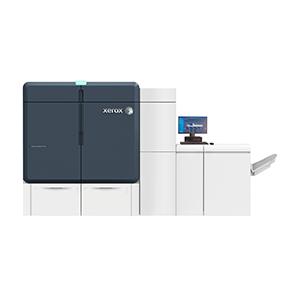 Imagen de Prensa de producción Xerox Iridesse